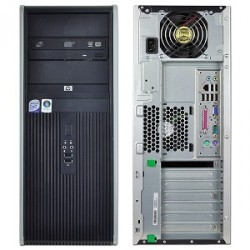 Sistem HP DC7800 cu licenta Windows 7 Home Edition